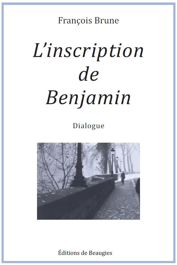 L'inscription de Benjamin